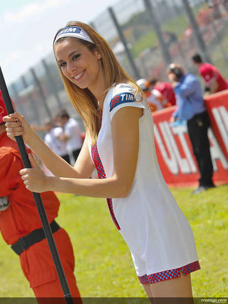 Umbrella du motogp Mugello 2013