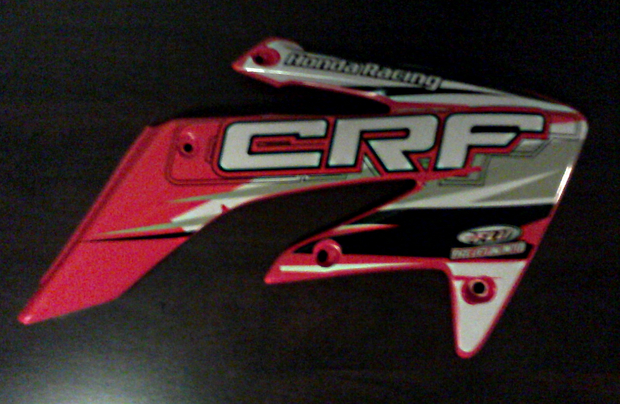 Comment poser un kit deco sur votre motocross sur tarmo - Comment poser un kit deco ...